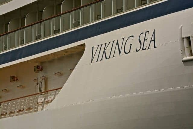 Viking Sea Exteriors - 125