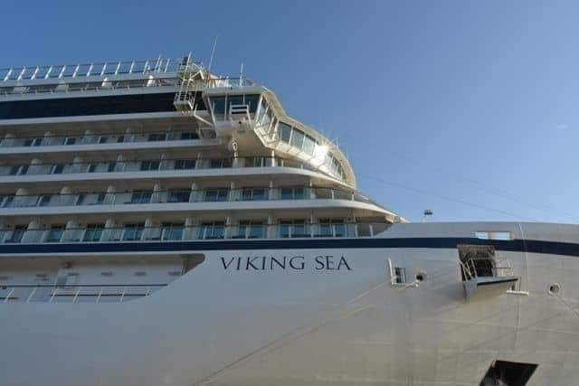 Viking Sea Exteriors - 42