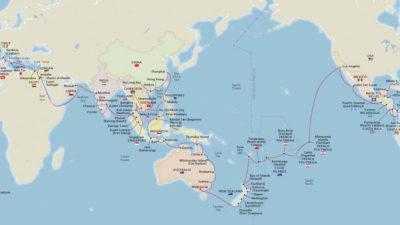 Viking Sun World Cruise