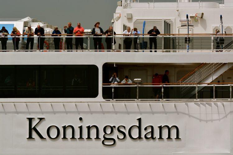 Koningsdam Arrives - 145