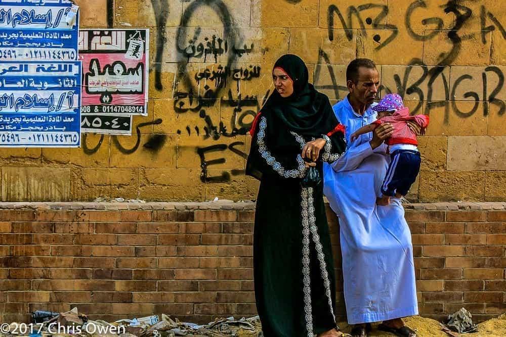 Cairo Street Scenes – 23