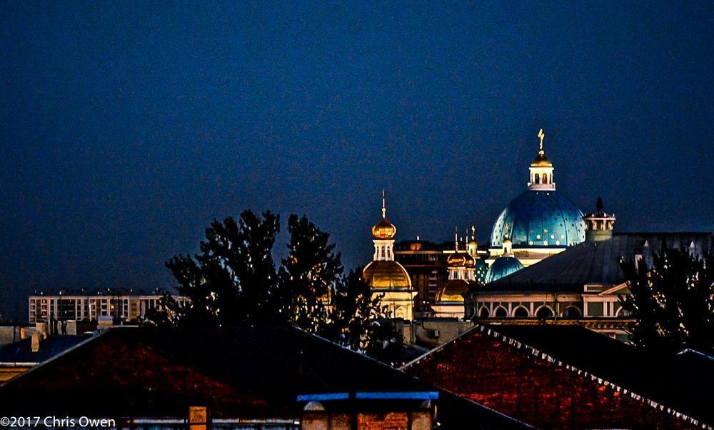 At Night St Petersburg – 14