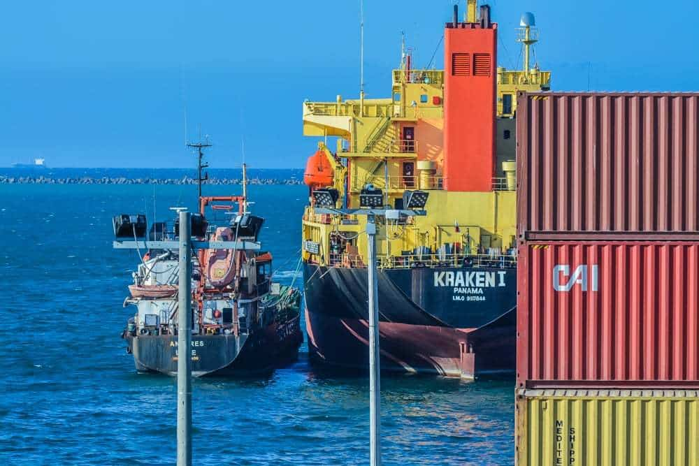 Colon Port – 25