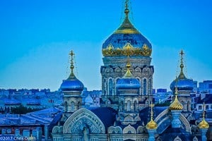 This Fall: Chris Visits Russia