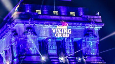 Viking Longships illustrated