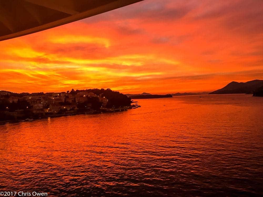 Dubrovnik Sunset – 013