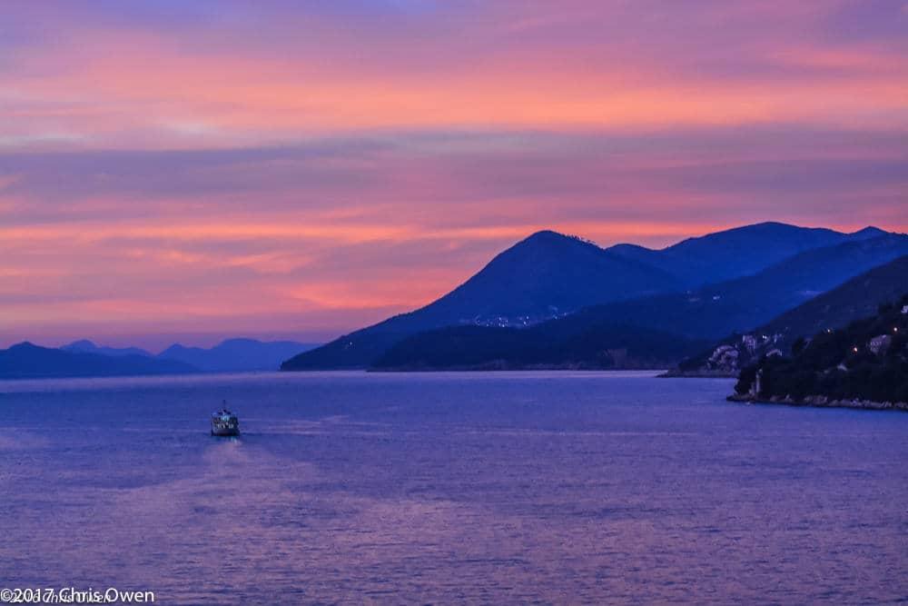 Dubrovnik Sunset – 113-2