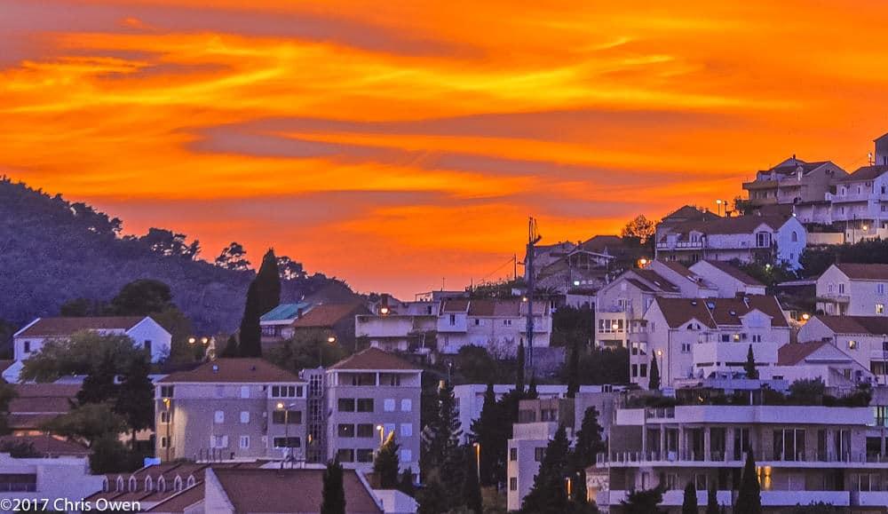 Dubrovnik Sunset – 115-2-2