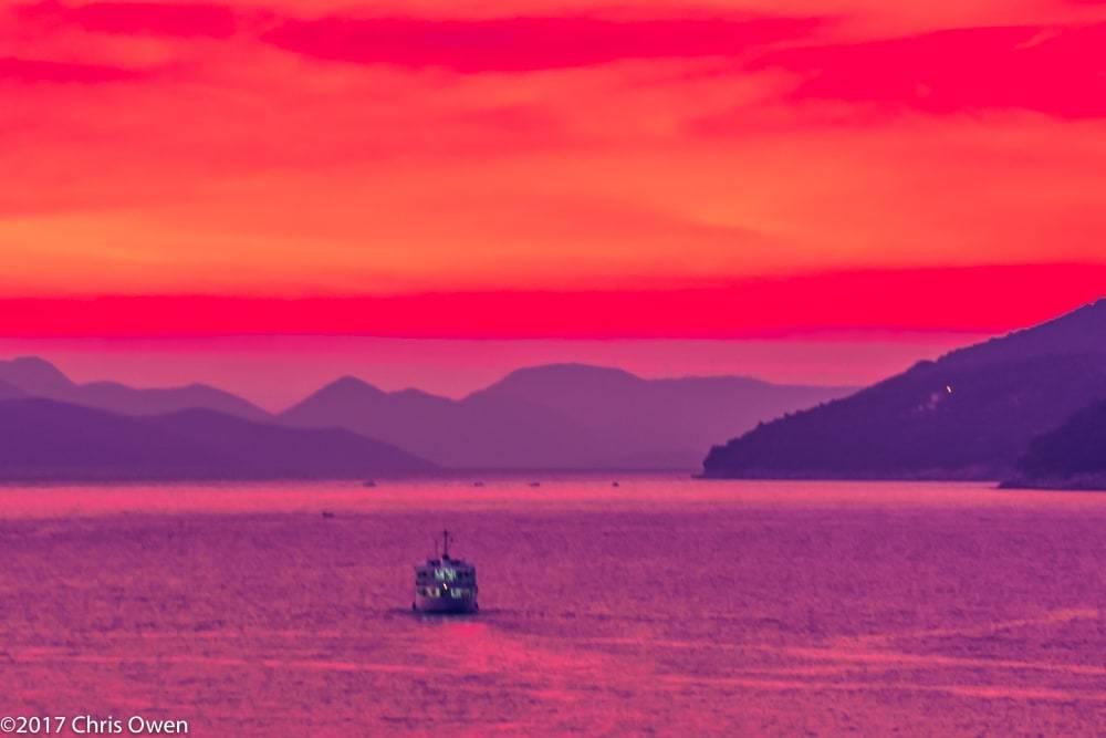 Dubrovnik Sunset – 145