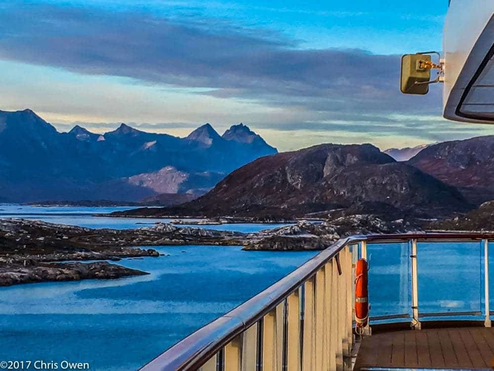 Greenland From Deck – 13
