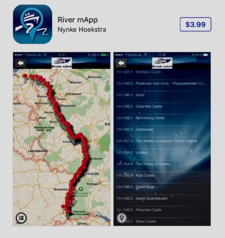 river cruise travel apps