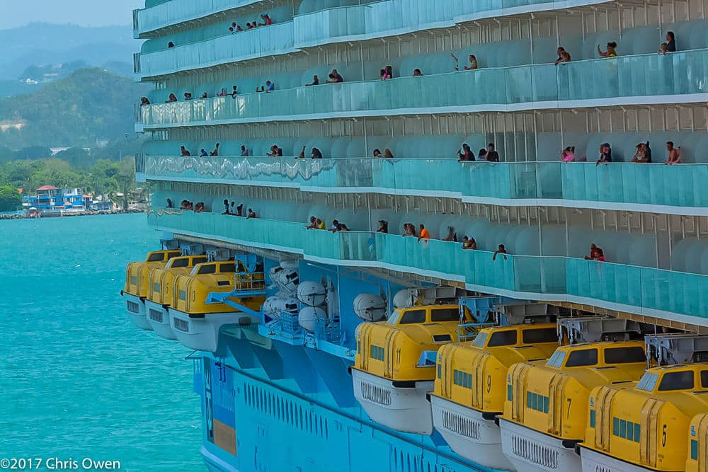 Oasis of the Seas From Carnival Magic – 003