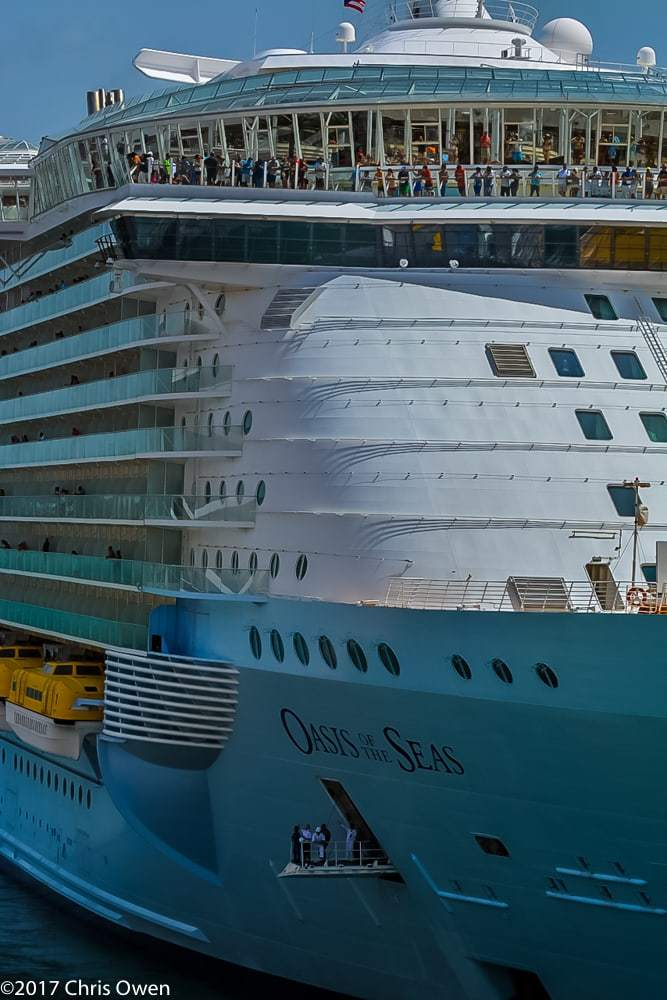 Oasis of the Seas From Carnival Magic – 007