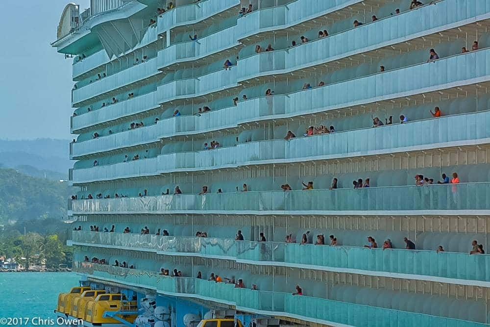 Oasis of the Seas From Carnival Magic – 011