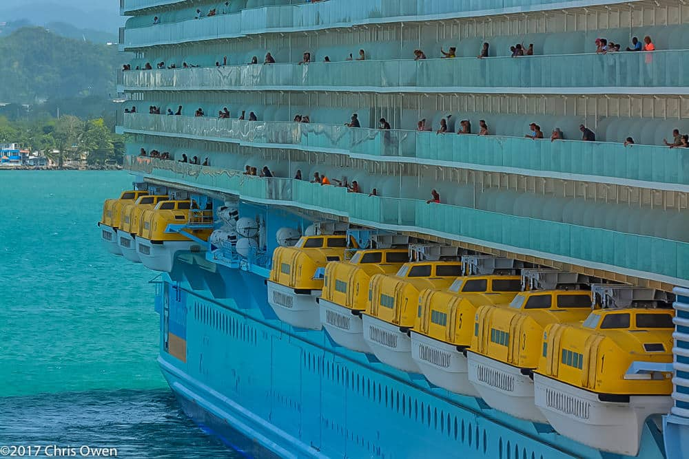 Oasis of the Seas From Carnival Magic – 012
