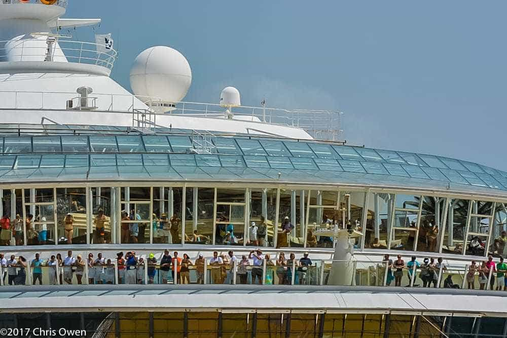 Oasis of the Seas From Carnival Magic – 014