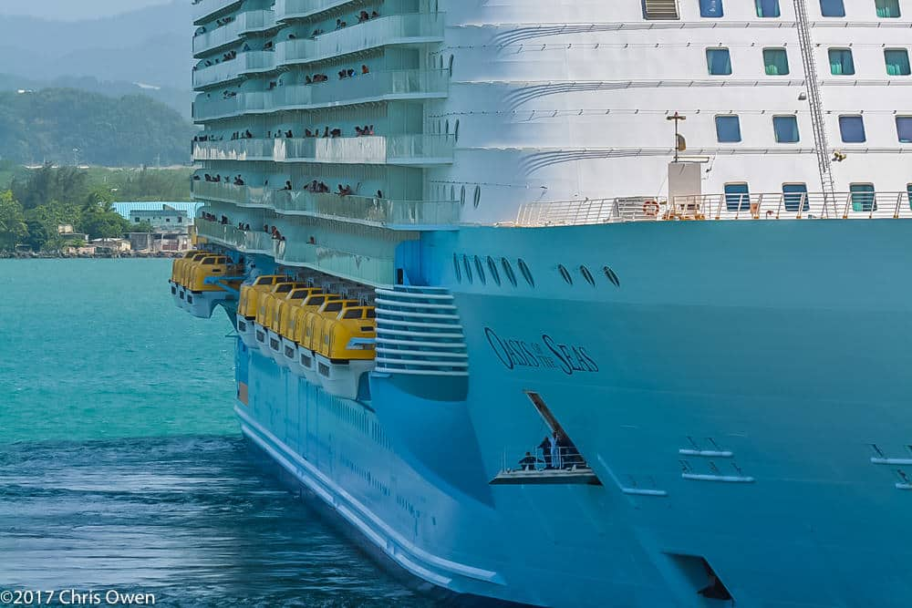 Oasis of the Seas From Carnival Magic – 018