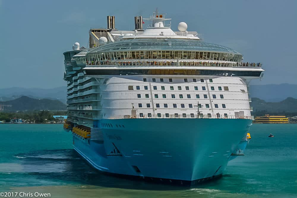 Oasis of the Seas From Carnival Magic – 021