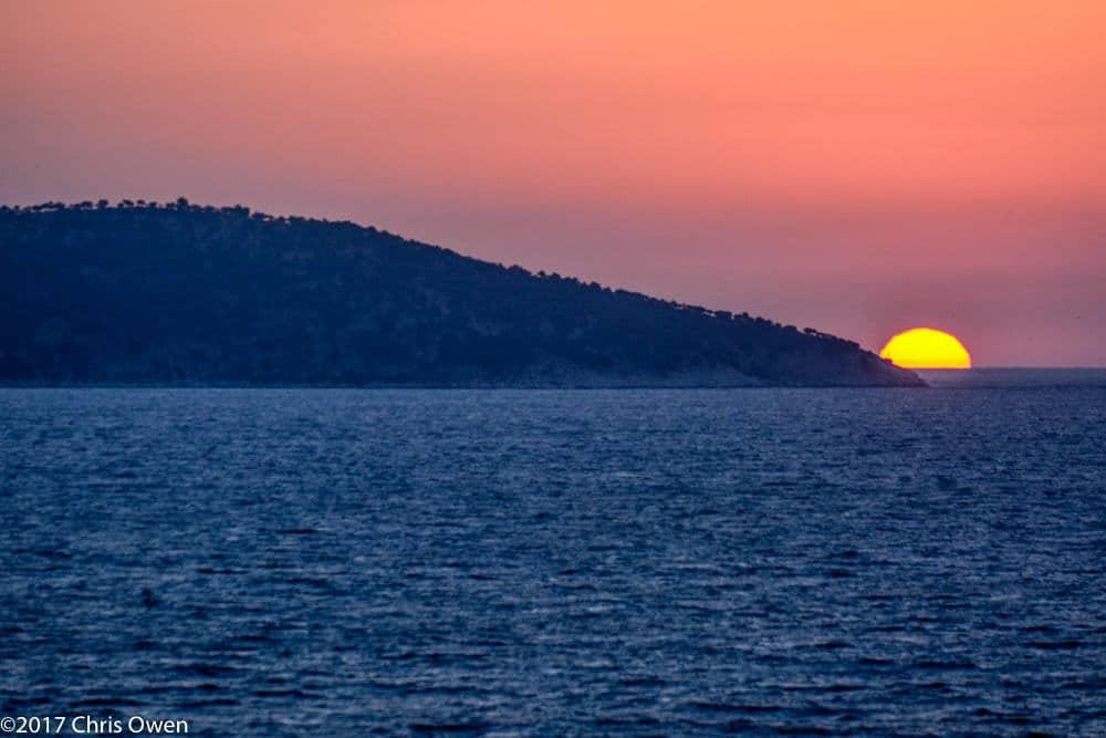 Sunrise In Greece – 08