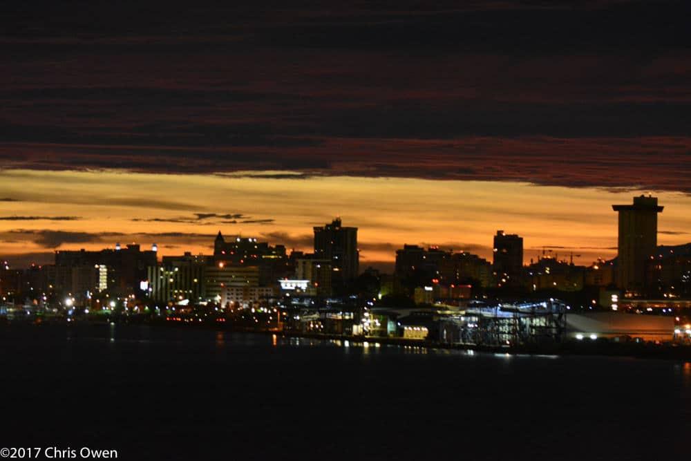 Sunset In San Juan – 05