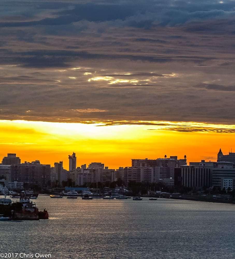 Sunset In San Juan – 08
