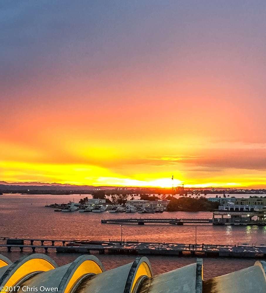 Sunset In San Juan – 10
