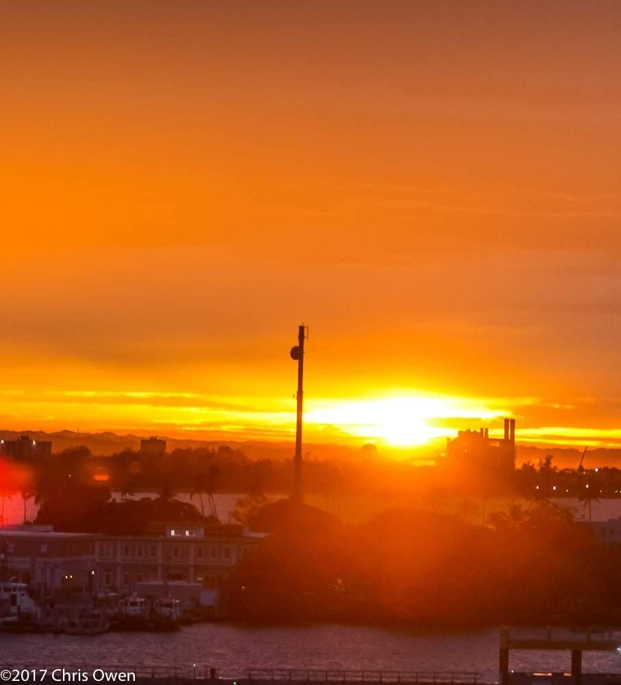 Sunset In San Juan – 20