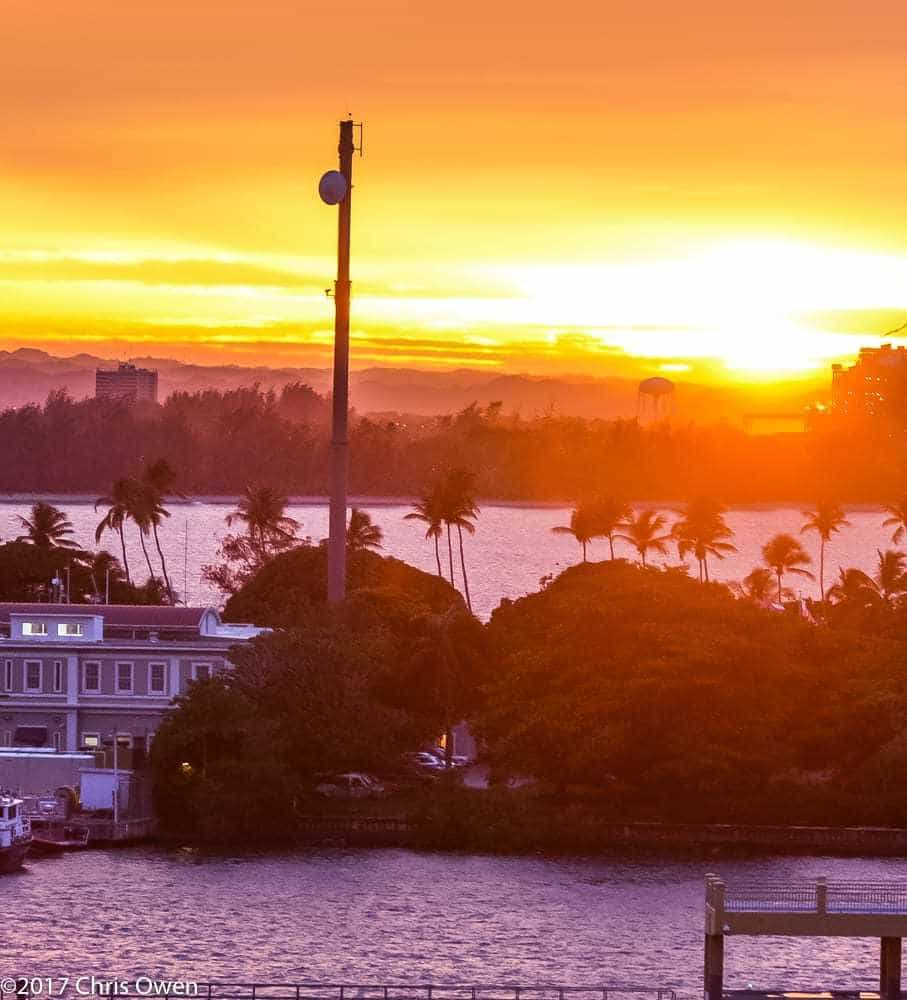 Sunset In San Juan – 22