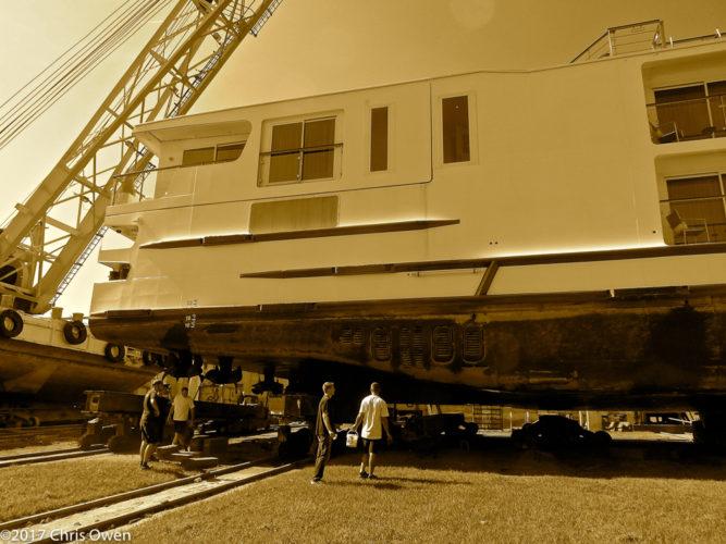 river cruise drydock