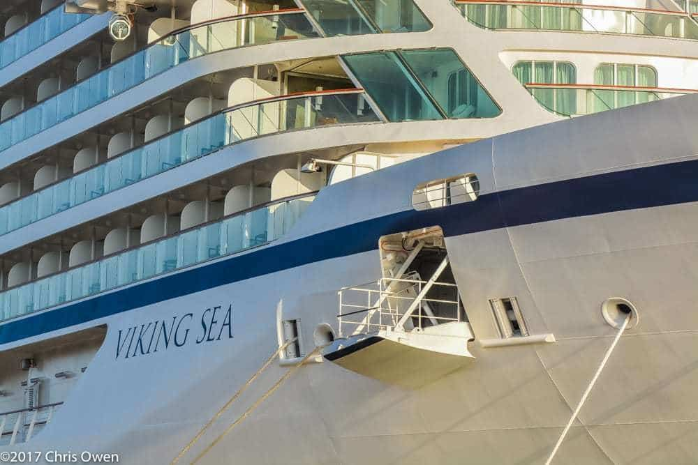 Viking Sea Ship Shots – 103
