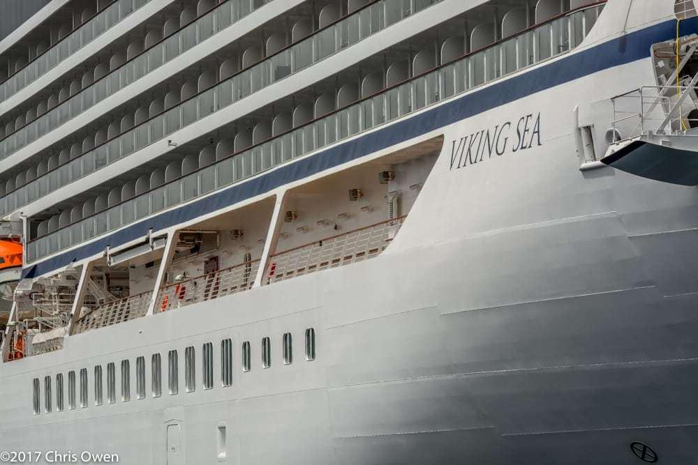 Viking Sea Ship Shots – 196