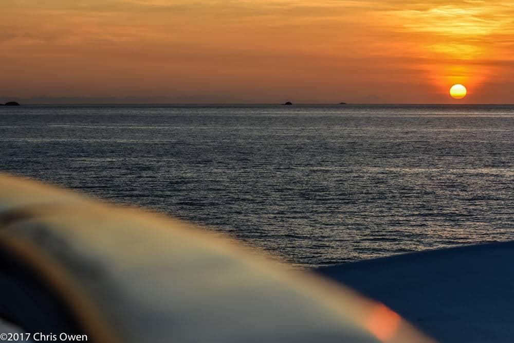 Windstar Sunrise – 12