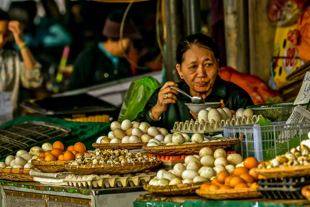 Shopping With The Chefs In Vietnam – 204