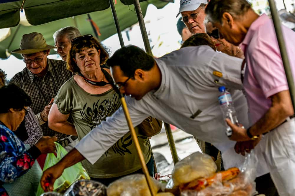 Shopping With The Chefs In Vietnam – 250
