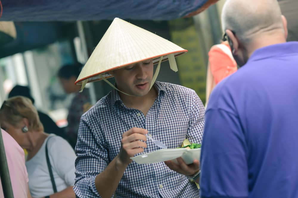 Shopping With The Chefs In Vietnam – 252