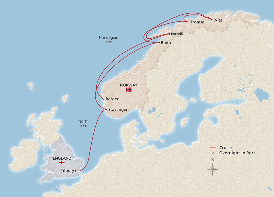 Interesting Viking Cruise Itineraries