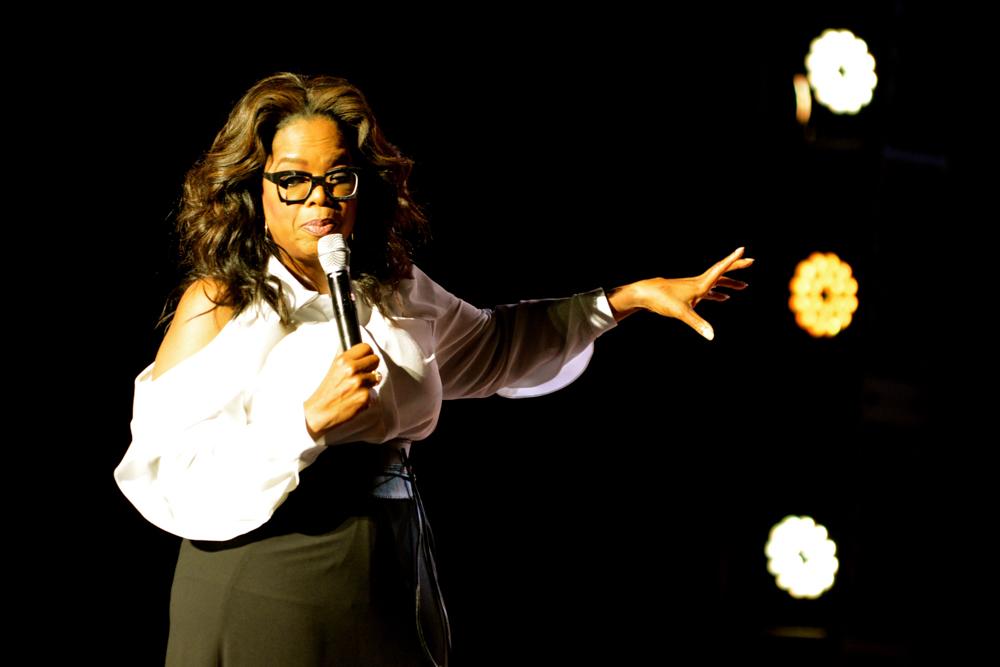 Oprah – 25