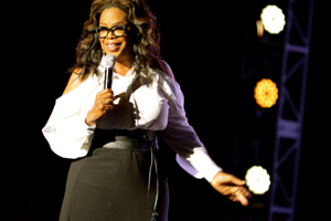 Oprah's Share The Adventure Cruise