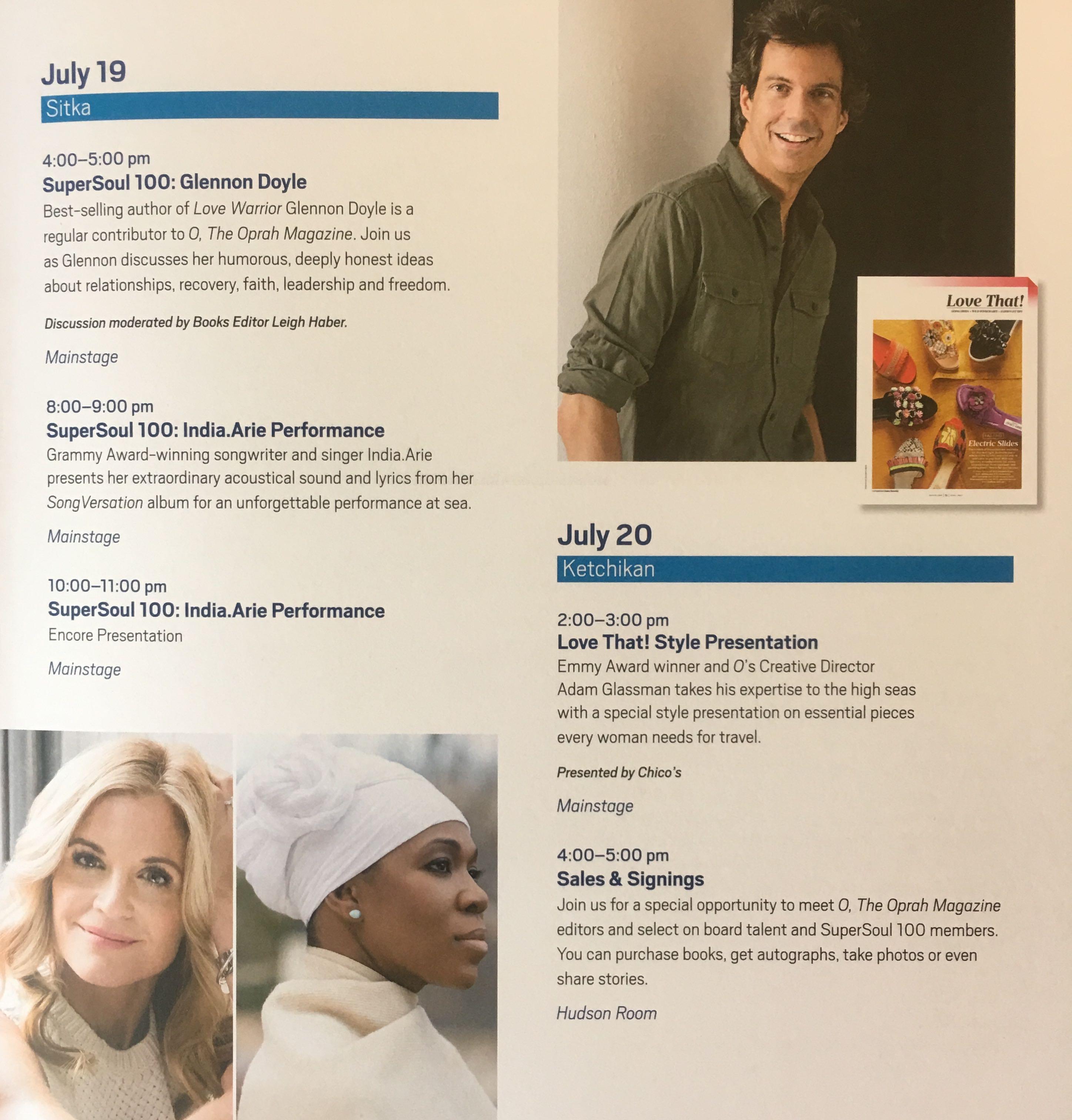 Oprah Cruise Guide – 07