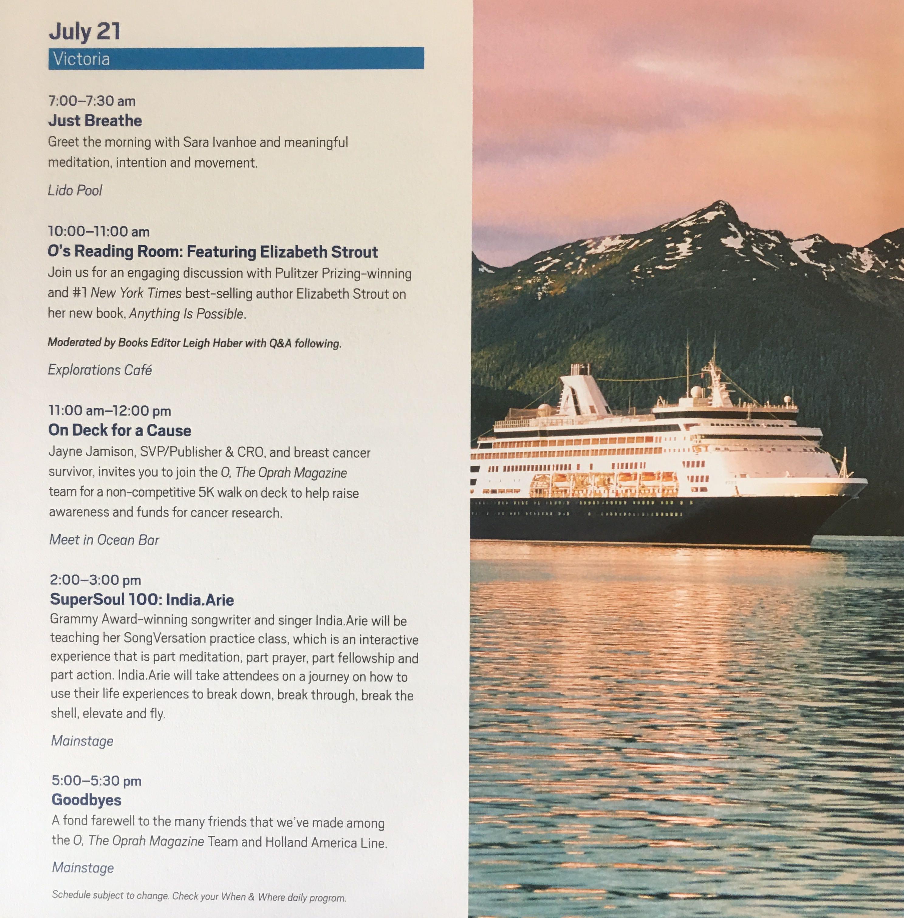 Oprah Cruise Guide – 08