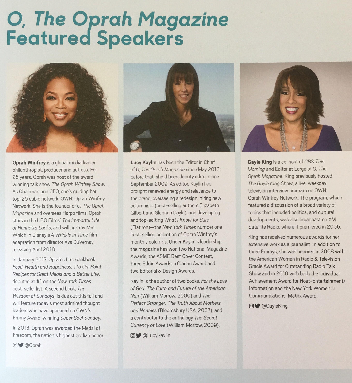 Oprah Cruise Guide – 09