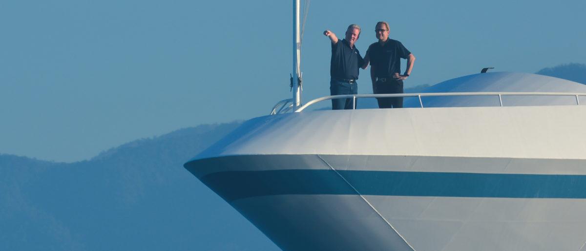 Ocean Cruise Tours