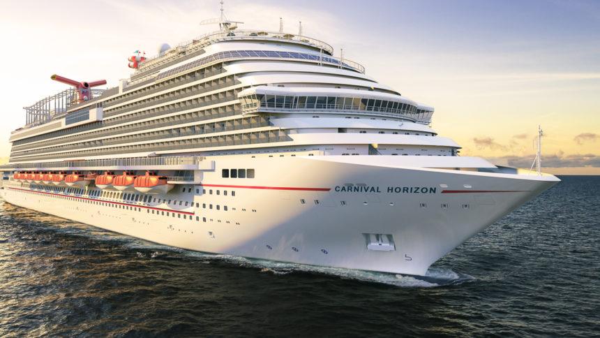 Carnival Horizon To Bring First Teppanyaki At Sea Chris