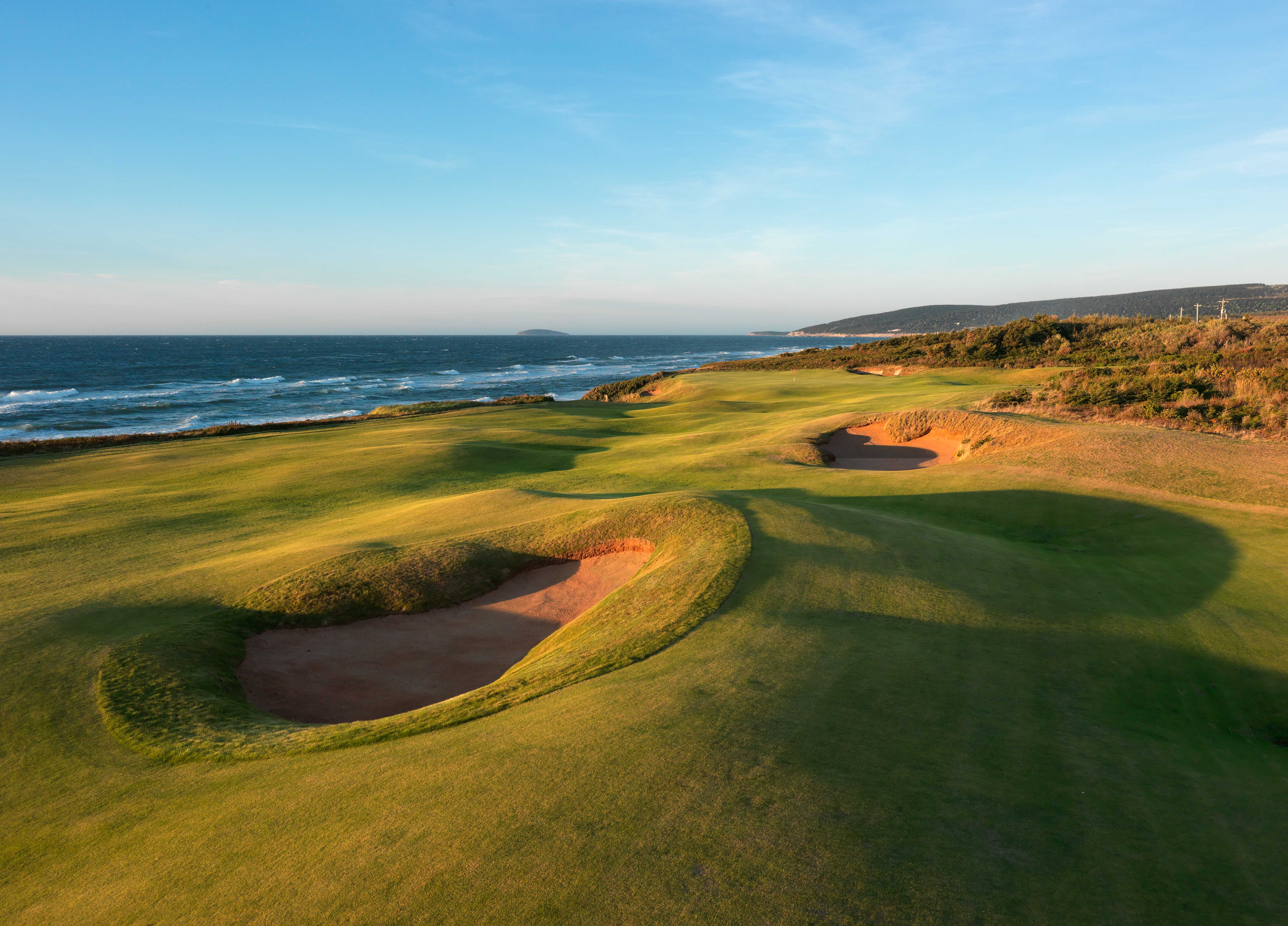 16th Hole, Cabot Links