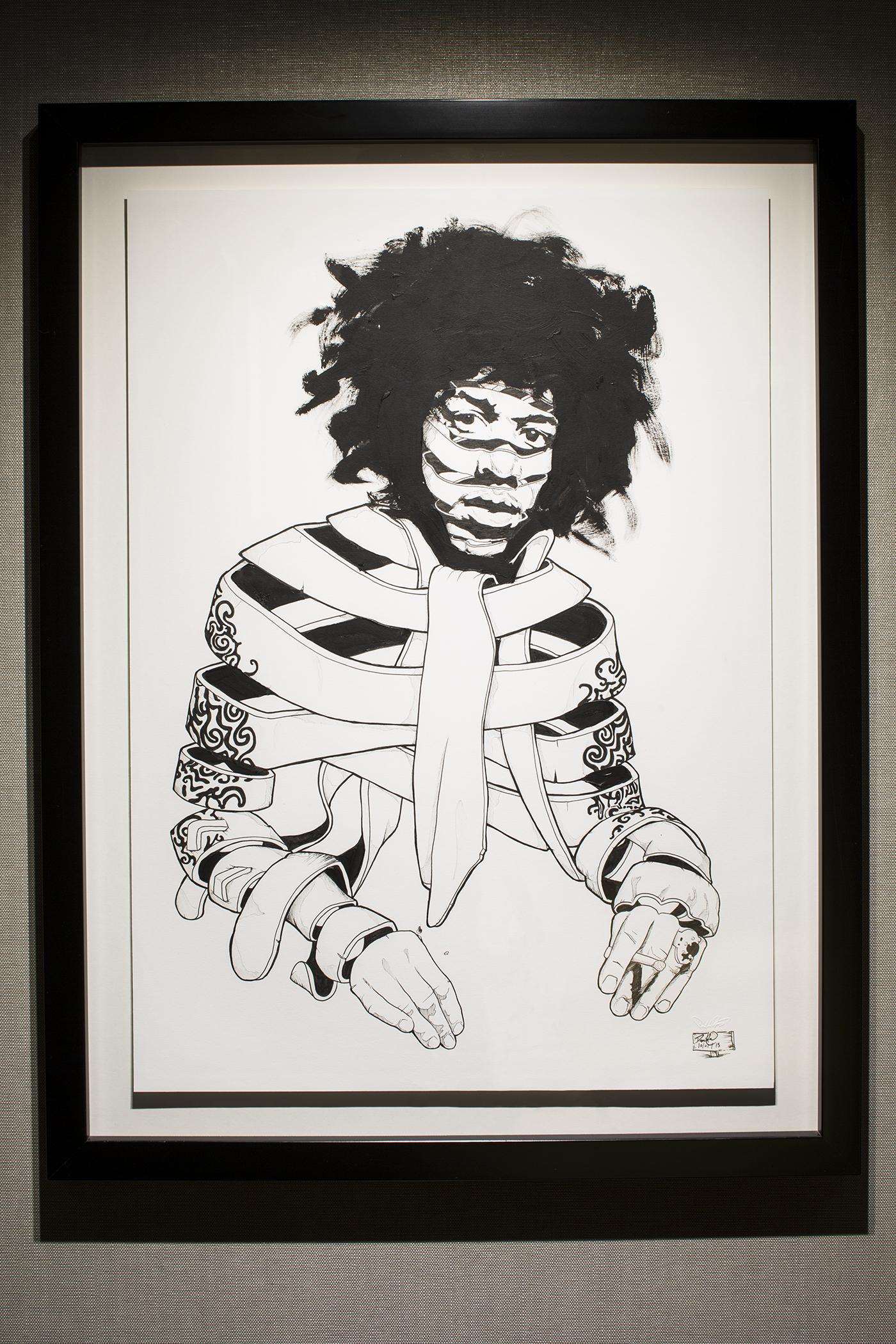 Artwork – Jimi Hendrix