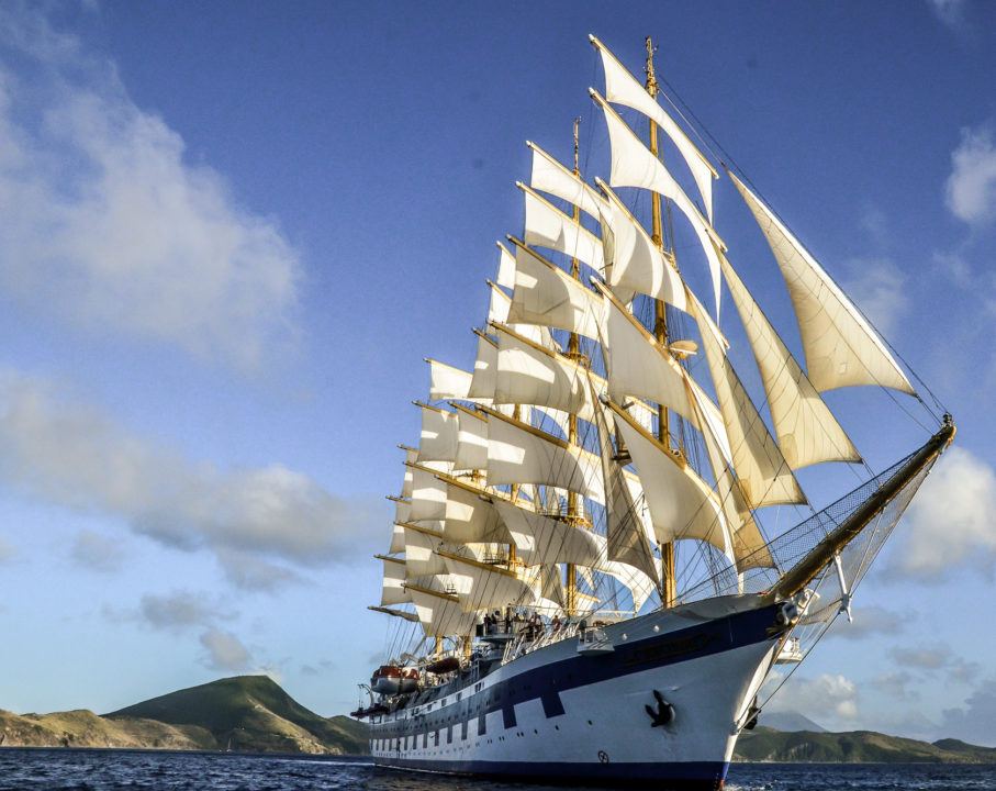Star Clippers unique Thailand experience