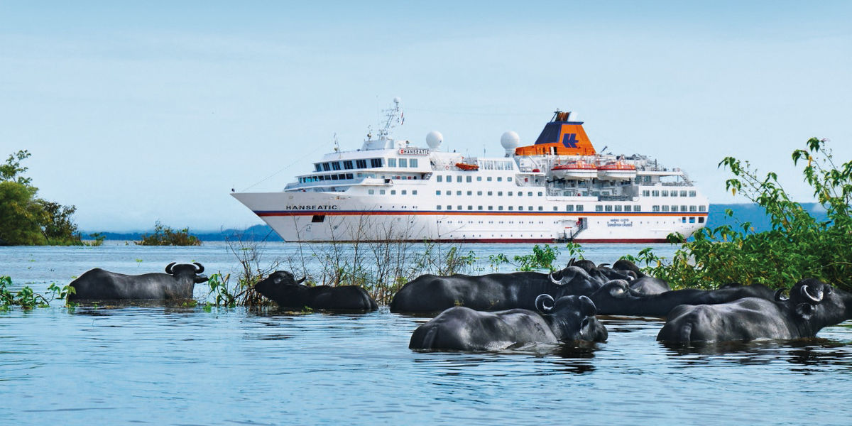 Fueled By Destination Immersion Luxury Expedition Cruises