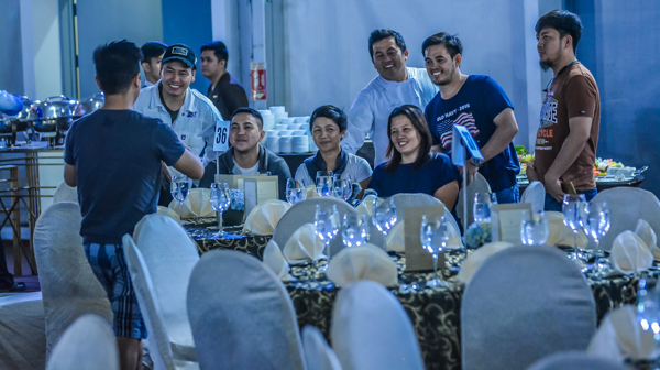 Crew Dinner – 087-2