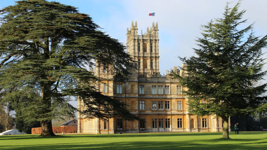 Tag Heroes Of Highclere